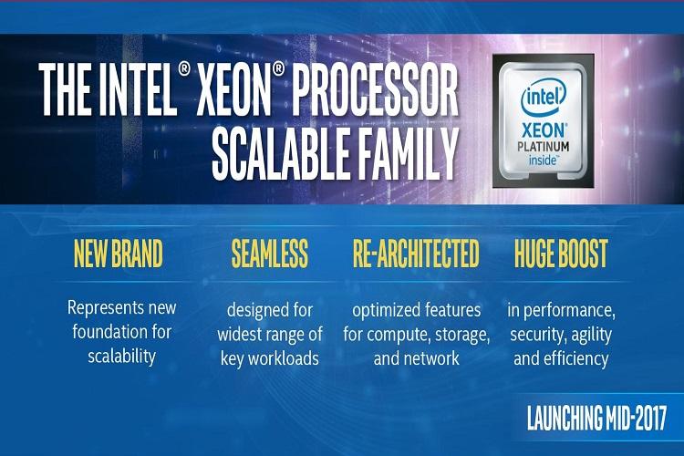 Intel reinventa la familia Xeon, con la escalabilidad como clave