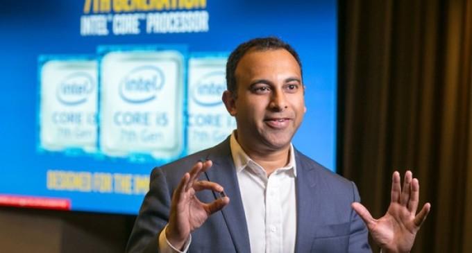 Navin Shenoy, nuevo máximo responsable del área de CPD en Intel