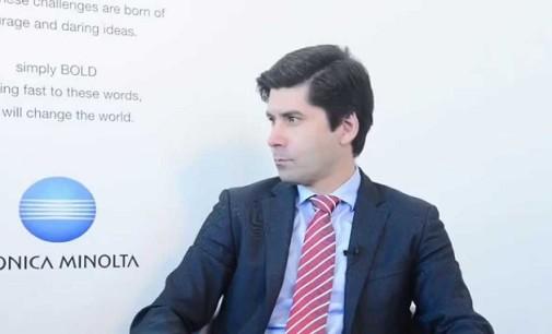 Vasco Falcão, nuevo presidente de Konica Minolta en España