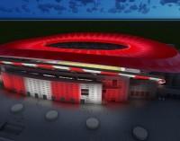 Philips Lighting iluminará el nuevo estadio del Atlético de Madrid