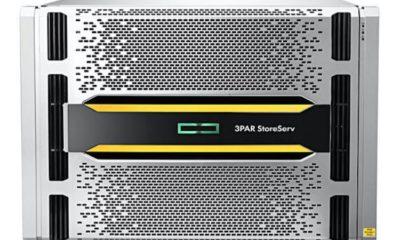Nuevas soluciones de almacenamiento flash de HPE para un mundo híbrido