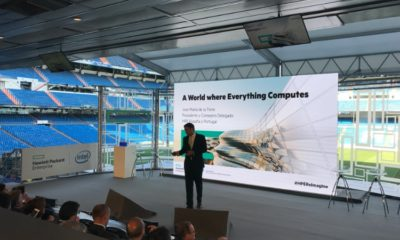 HPE e Intel celebran Reimagine 2017