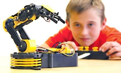 Robótica, programación e impresión 3D: el futuro de las nuevas generaciones