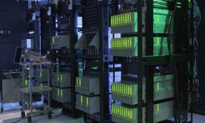 HPE muestra The Machine y su Computación centrada en la Memoria