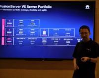Huawei presenta la última generación de servidores FusionServer V5