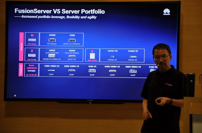 Huawei FusionServer V5