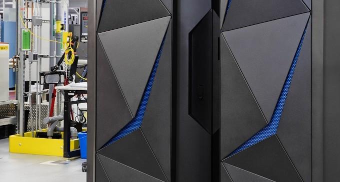 Nuevo IBM Z: más de 12.000 millones de transacciones encriptadas al día