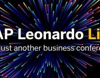 SAP lanza nuevas soluciones IoT en SAP Leonardo Live