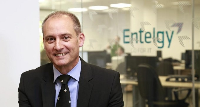Rubén García, nuevo director de negocio de Entelgy