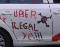 Madrid examina la tarifa aeroportuaria de Uber, presionada por los taxistas