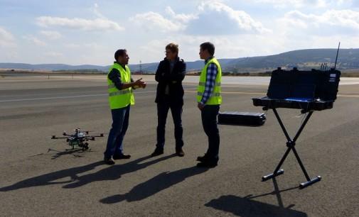 Canard confía en Microsoft para optimizar la inspección de aeropuertos mediante drones