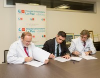 La Fundación para la Investigación Biomédica del Hospital La Paz acelera el diagnóstico genético