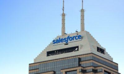 Salesforce alcanza récord de ingresos en su segundo trimestre fiscal