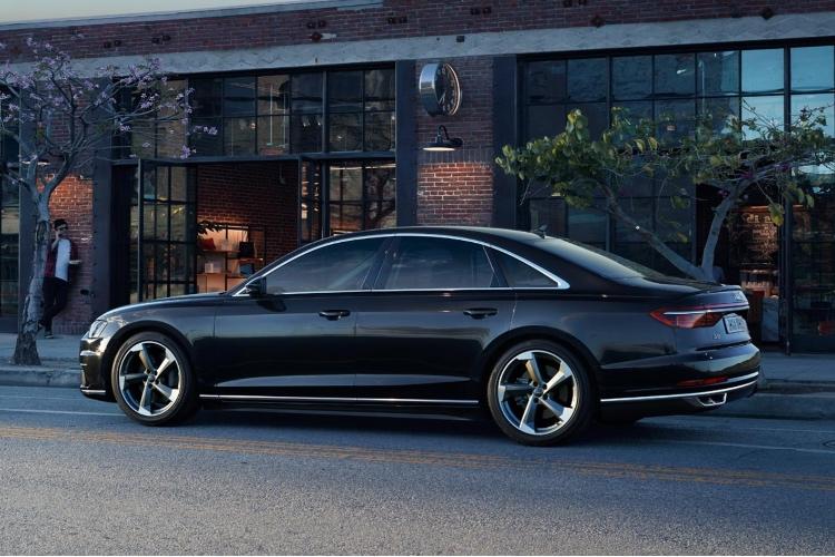 Intel y el Audi A8