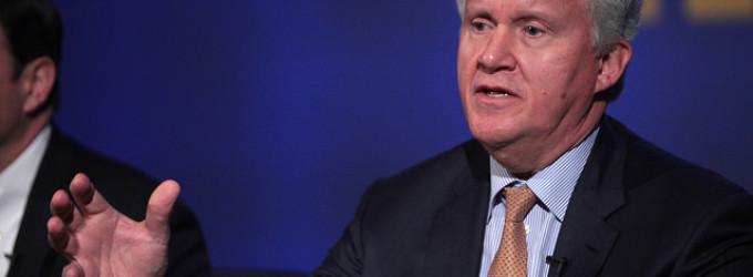 Jeff Immelt, expresidente de General Electric, posible nuevo CEO de Uber