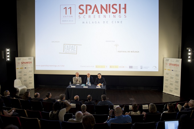 Spanish Screenings – Málaga de Cine