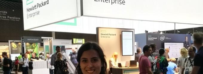 """Elena Almarcha, de HPE: """"La Infraestructura Componible se adapta a todo tipo de cargas de trabajo"""""""