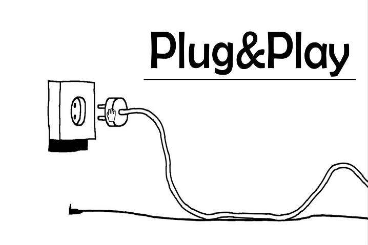 filosofía del Plug&Play