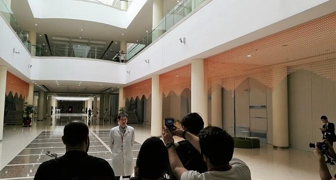 Los laboratorios de Huawei, por primera vez en fotos