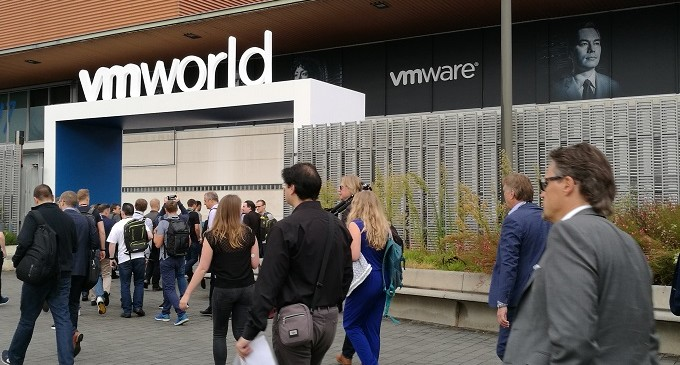 El futuro de Cloud, en el VMworld 2017
