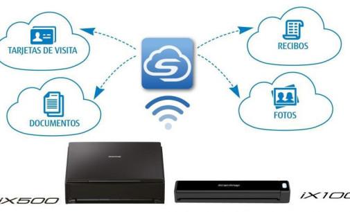 Fujitsu ScanSnap Cloud, el papel a la nube de la forma más sencilla