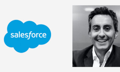 Giovanni Crispino, de Salesforce