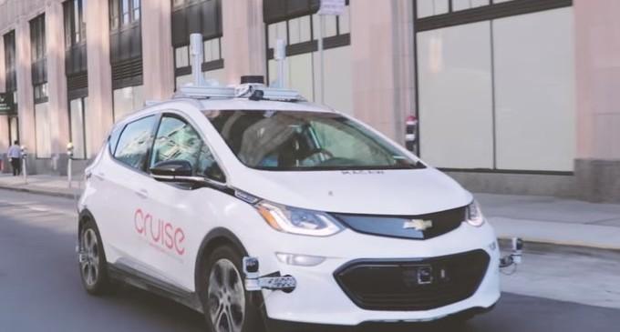 GM compra una compañía de sensores LiDAR para avanzar en conducción autónoma