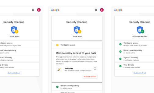 Google anuncia dos nuevas herramientas de protección para la seguridad en Internet