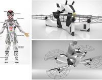 """Dubai equipará a su cuerpo de policía con """"motos voladoras"""""""