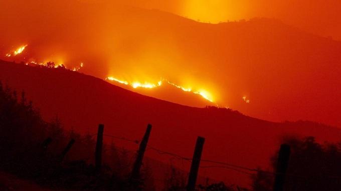 incendios galicia
