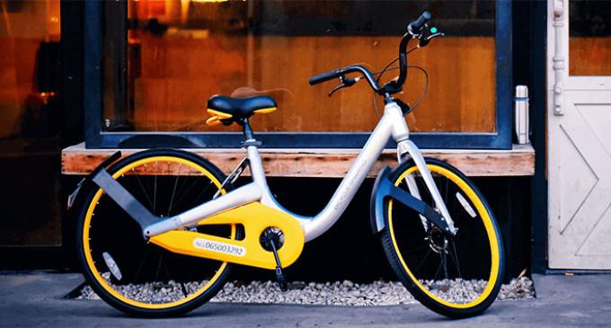 Cómo funciona la tecnología de las bicis oBike