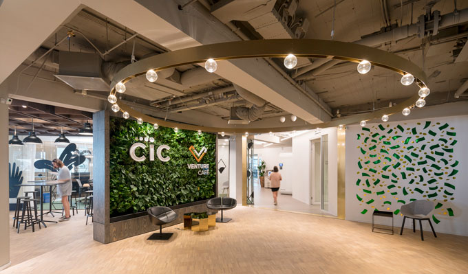 Cambridge Innovation Center - Rotterdam
