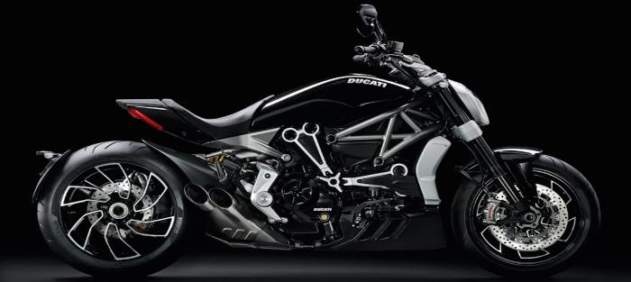 """Ducati apuesta por Salesforce en su """"moto conectada"""""""