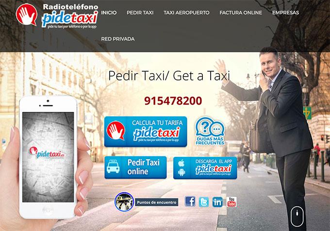 Radiotelefono Taxi