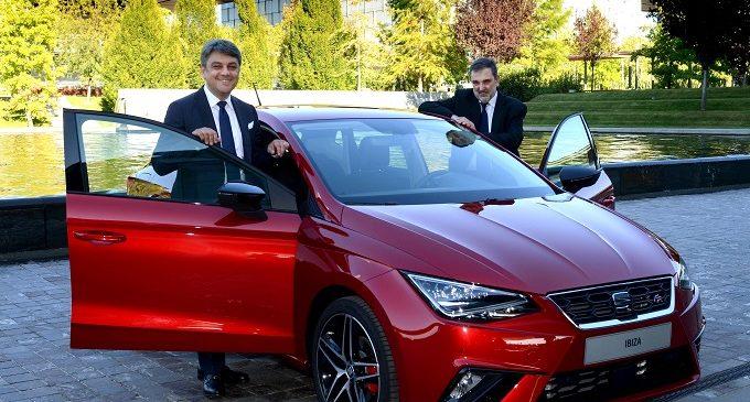 SEAT y Telefónica se unen para potenciar la digitalización en la industria del automóvil