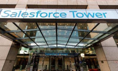 """La """"economía Salesforce"""" creará más de tres millones de puestos de trabajo en 2022"""