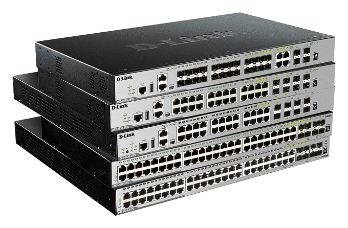 Switches Gigabit Gestionables DGS-3630 Layer 3 xStack