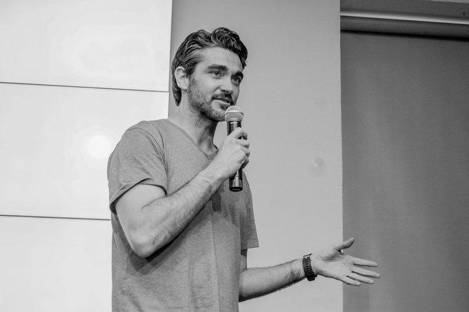 Alex Puig CEO de Alastria