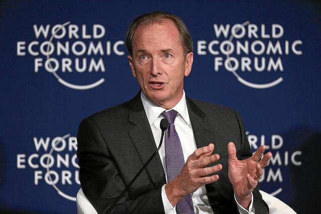 CEO Morgan Stanley cambios bancos