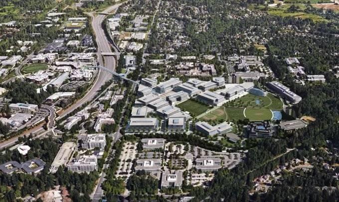 Microsoft ampliará su sede de Redmond