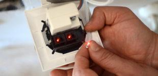 """La """"revolucionaria"""" fibra óptica de plástico se inventó en los años 60"""