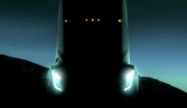 Tesla presentará camión eléctrico