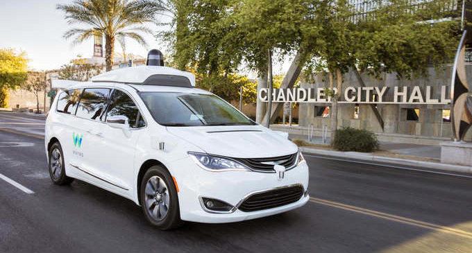 Los taxistas pronto tendrán un nuevo rival en la conducción autónoma