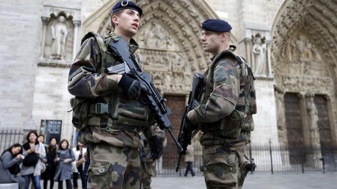 Fuerzas Armadas francesas
