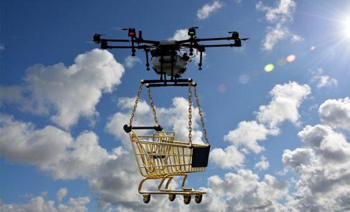 Por qué impulsar la entrega de dinero a través de drones