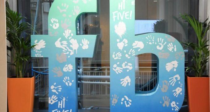 Facebook abre una nueva oficina en Londres, donde creará 800 nuevos empleos