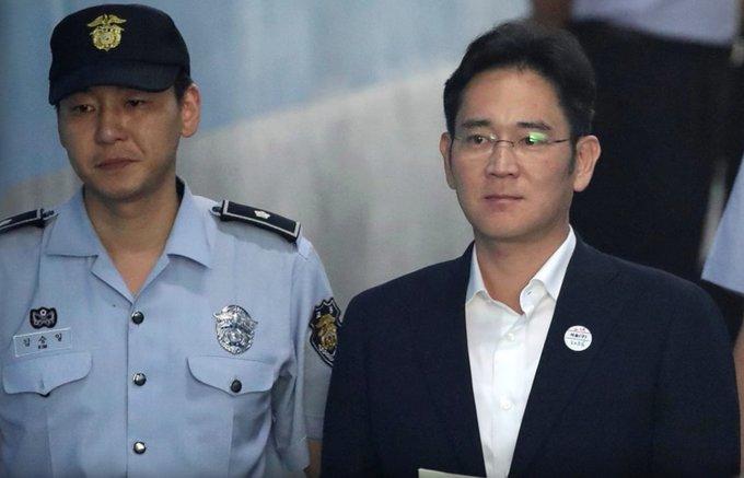 fiscal pide 12 años prisión heredero Samsung