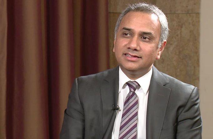 Salil Parekh CEO de Infosys