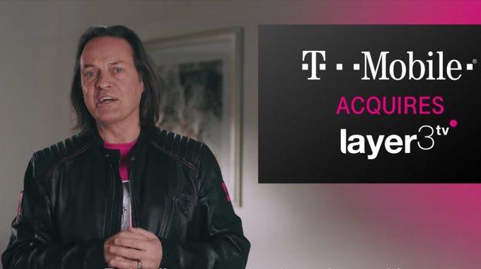 T-Mobile anuncia un servicio de televisión en 2018