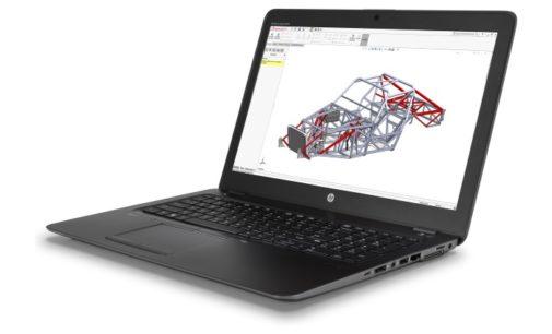 HP ZBook 15u G4, análisis